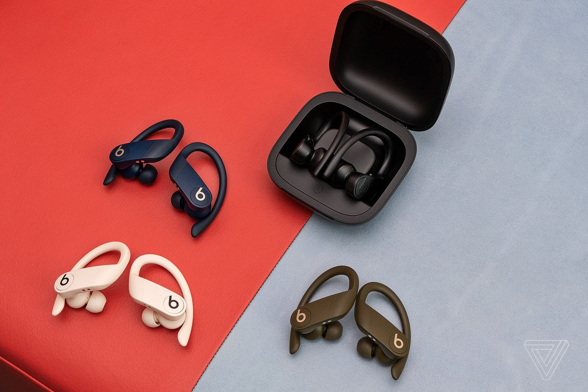Beats' new Powerbeats Pro are AirPods that fit better in