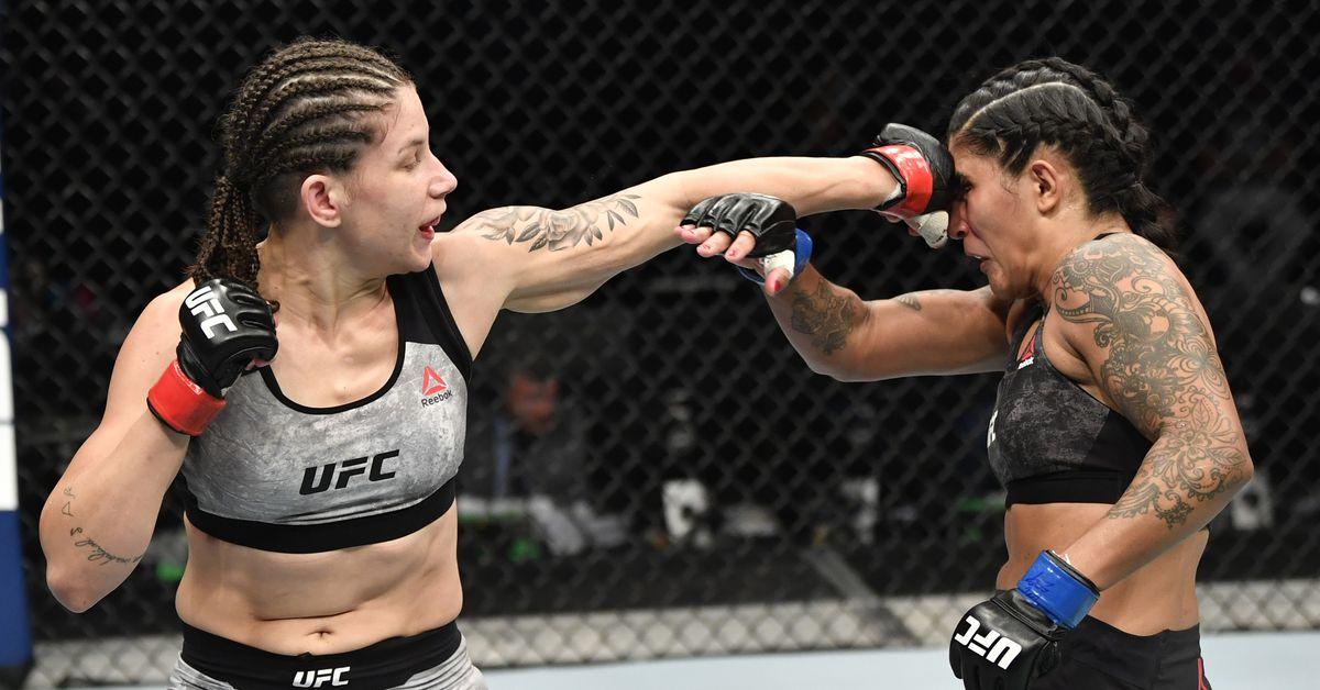 Karol Rosa replaces Macy Chiasson, meets Sijara Eubanks at UFC Vegas 9