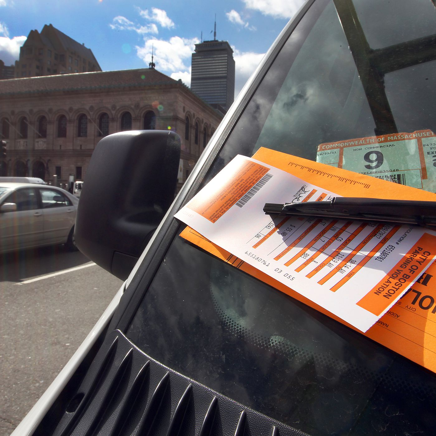 Lawyer bots that fight parking tickets could cost local cities money