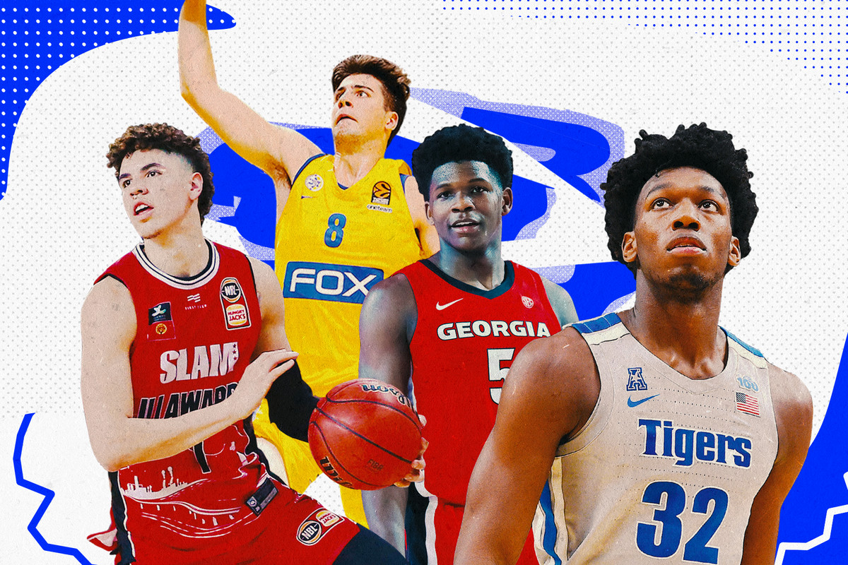 Nba Mock Draft 2020 Instant Picks After Lottery Order Set Sbnation Com
