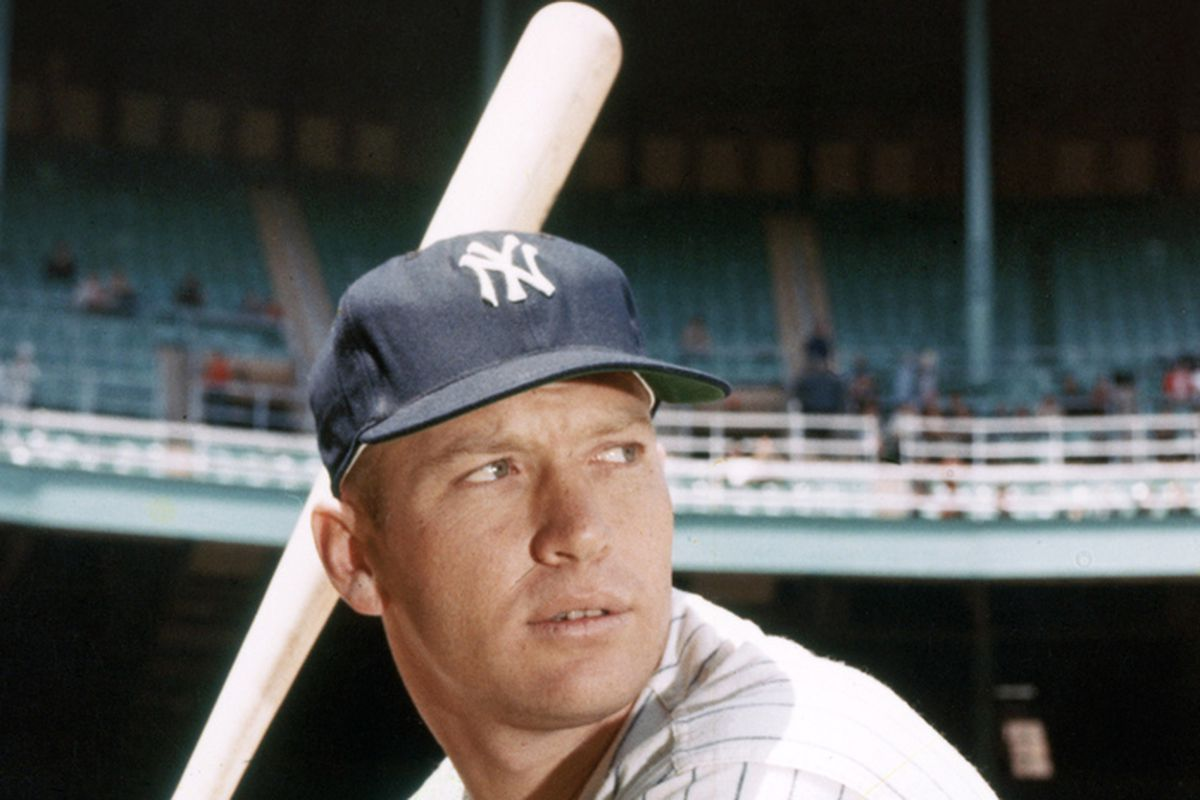 mickey mantle Yanksatshea is very proud to present on its 45th anniversary the wpix-tv coverage of mickey mantle's 500th home run, hit at yankee stadium off of stu miller.