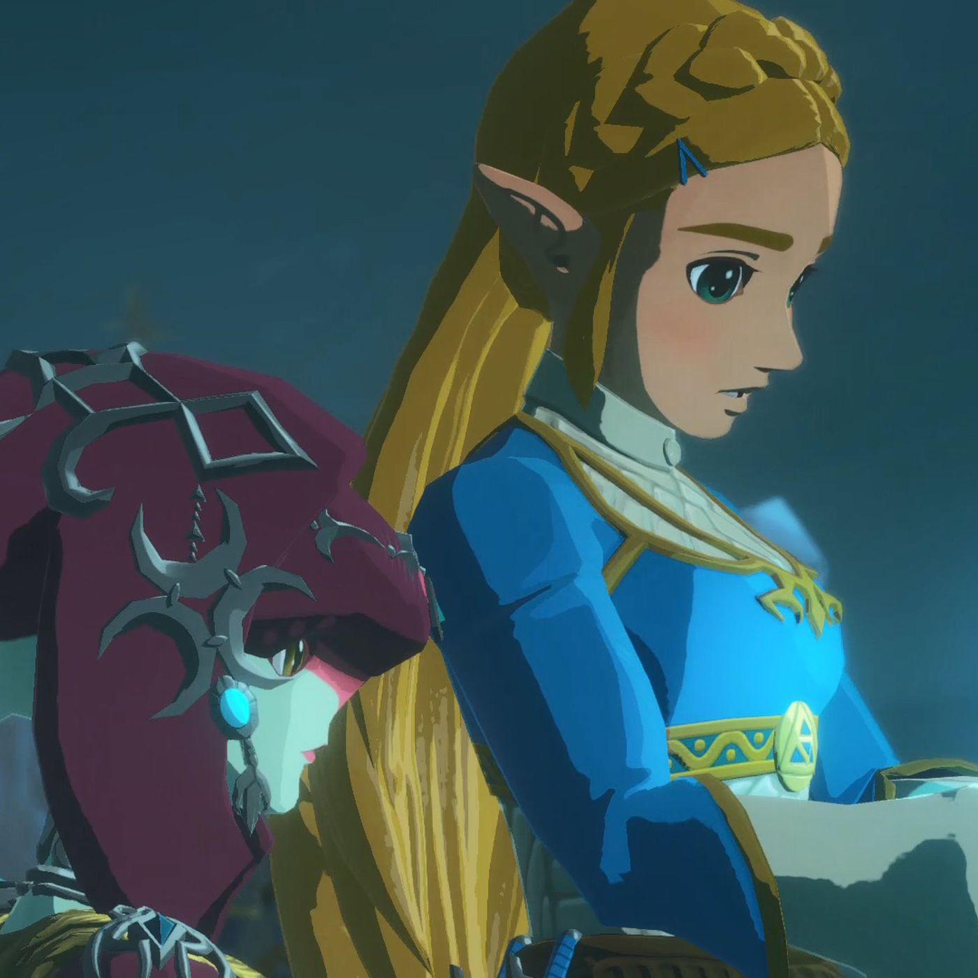 Hyrule Warriors Age Of Calamity Review Different But Still Zelda The Verge