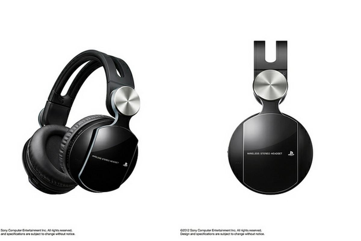 Sony Pulse Wireless Stereo Headset