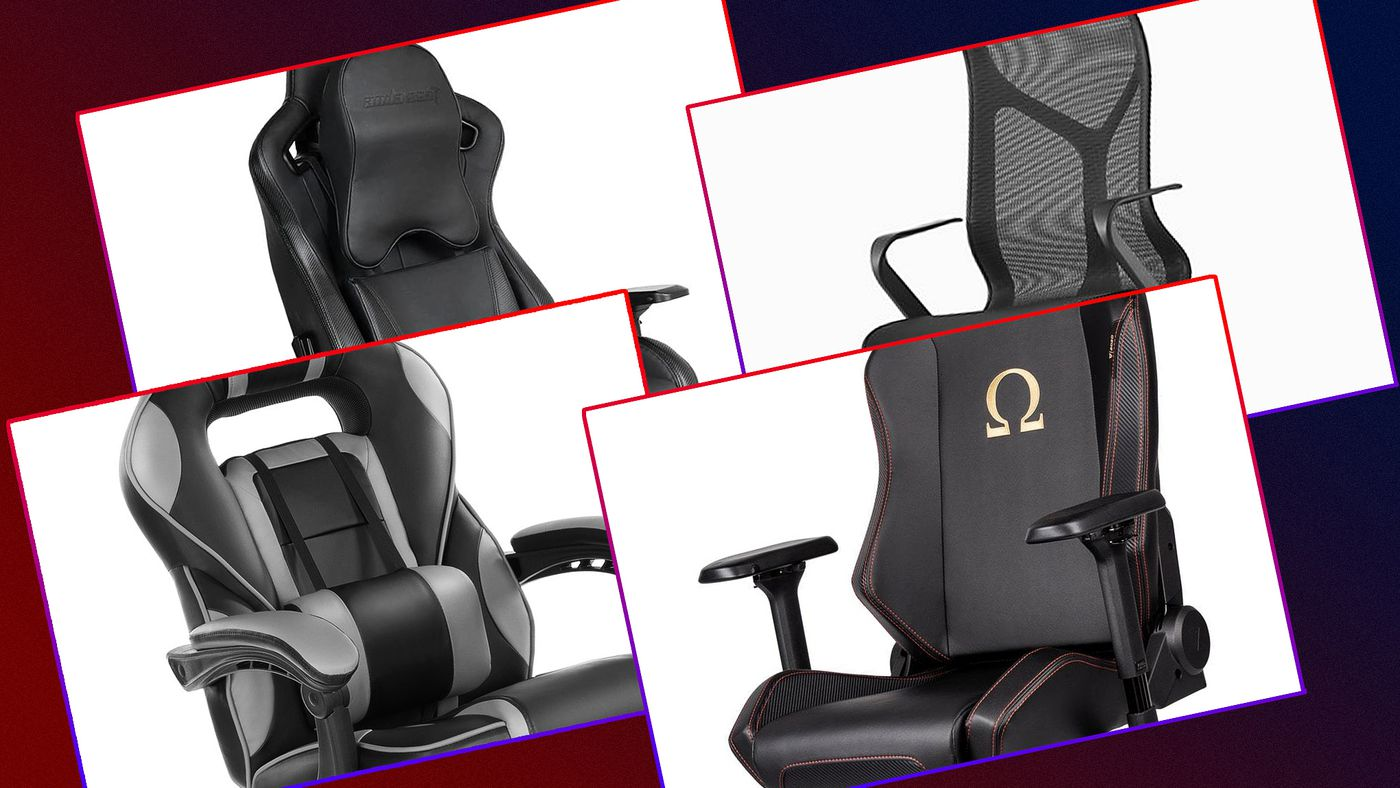 The best gaming chairs and office chairs for working from home