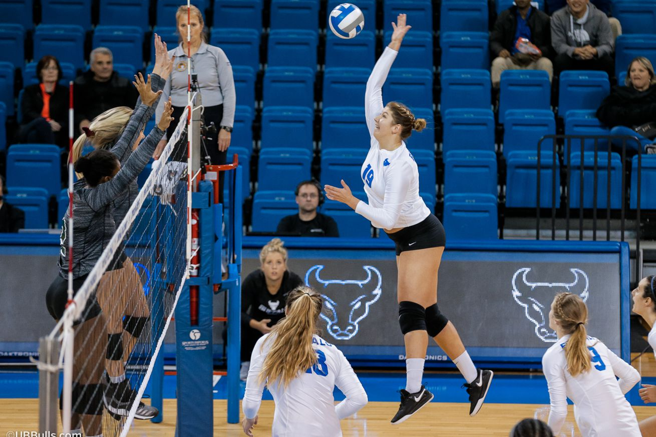 Preview of UB Volleyball at the MAC Tournament - Bull Run