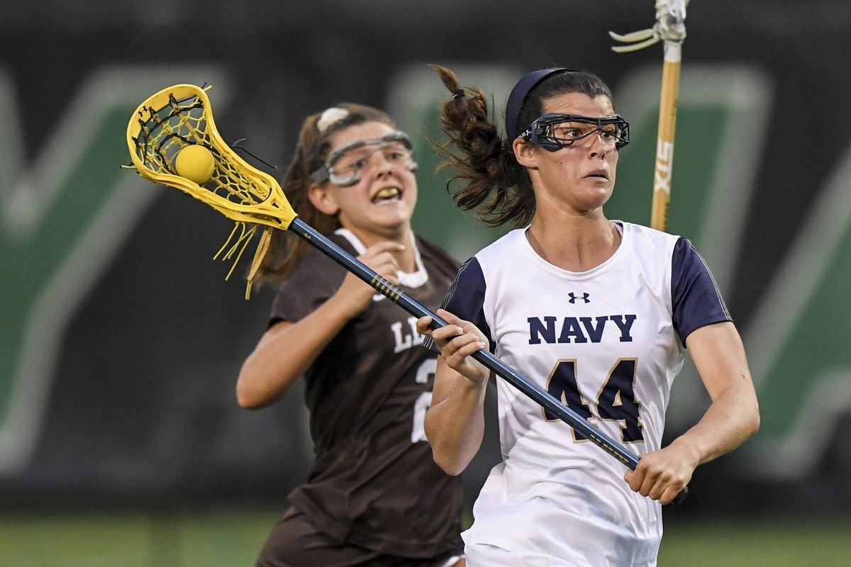 Feature story on the Navy women's lacrosse program.