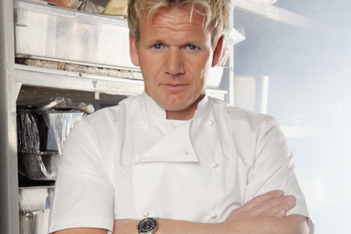 Gordon Ramsay Answers 11 Annoying Questions - Eater Vegas
