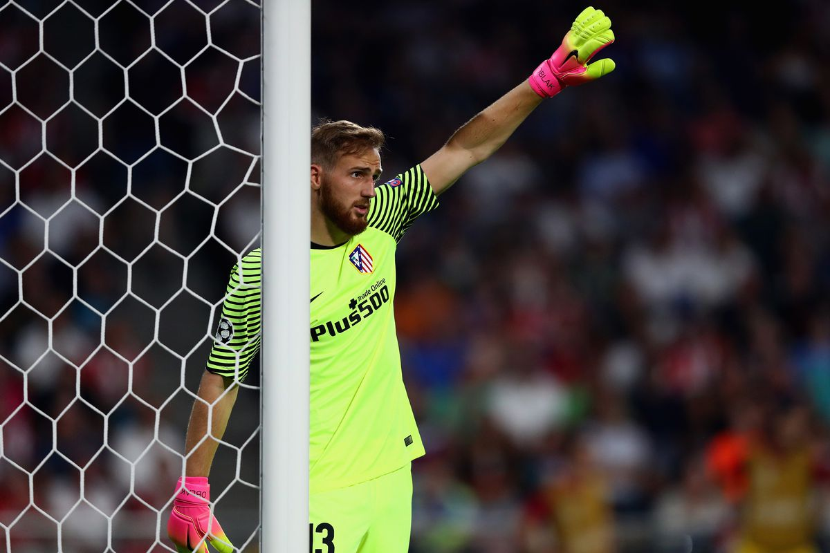 Arsenal eye up bid for Atletico s Jan Oblak Into the Calderon