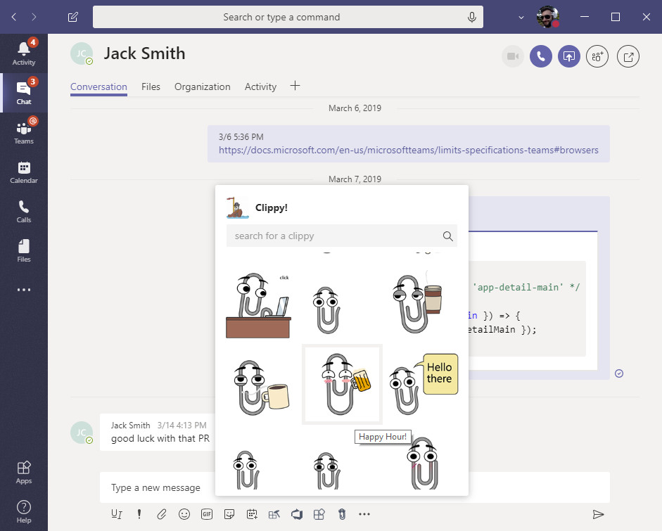 Microsoft resurrects Clippy and then brutally kills him off again