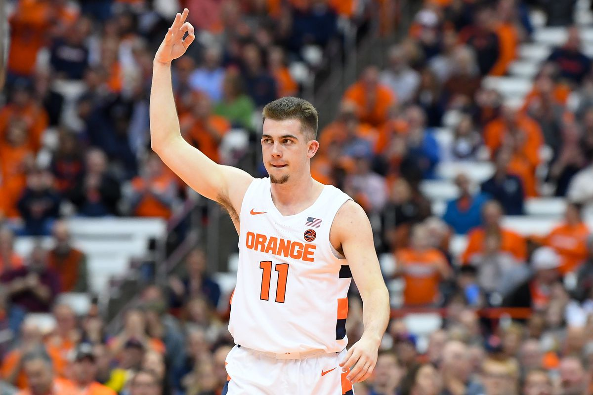 Syracuse Basketball Joe Girard Iii And The Mythologies We