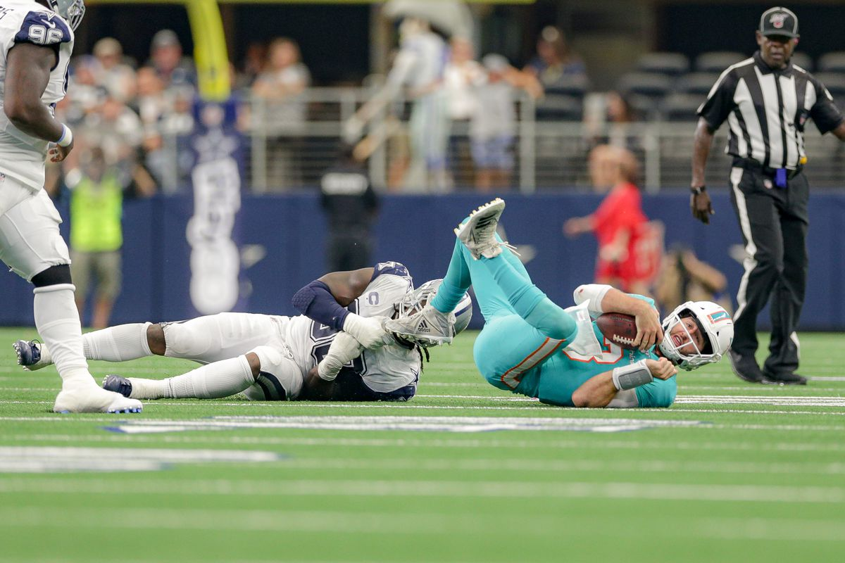 NFL: SEP 22 Dolphins at Cowboys
