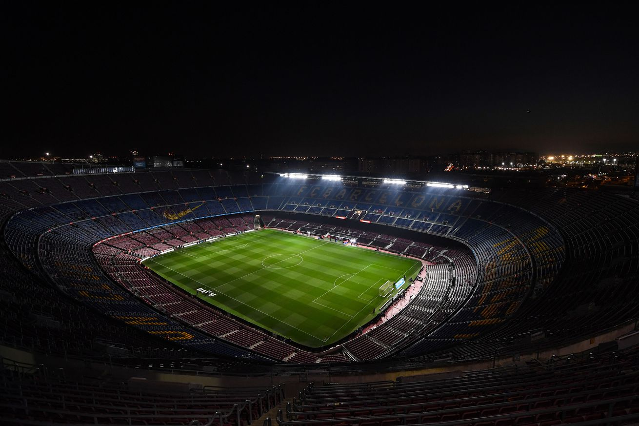 Barcelona to debut pioneering technology for hospitalized children to experience matches