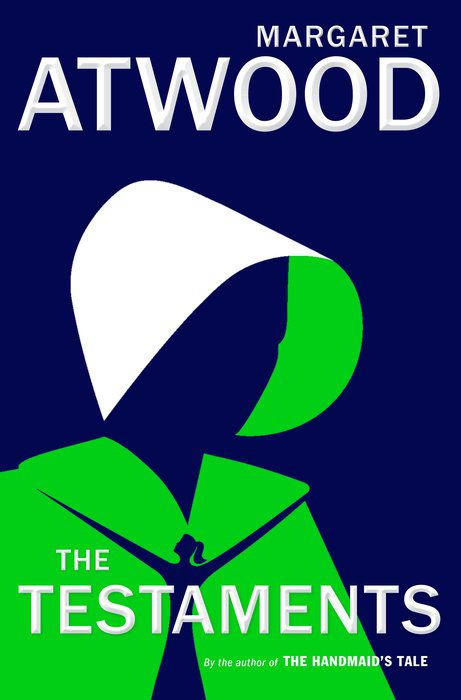 "Cover of ""The Testaments"" by Margaret Atwood"