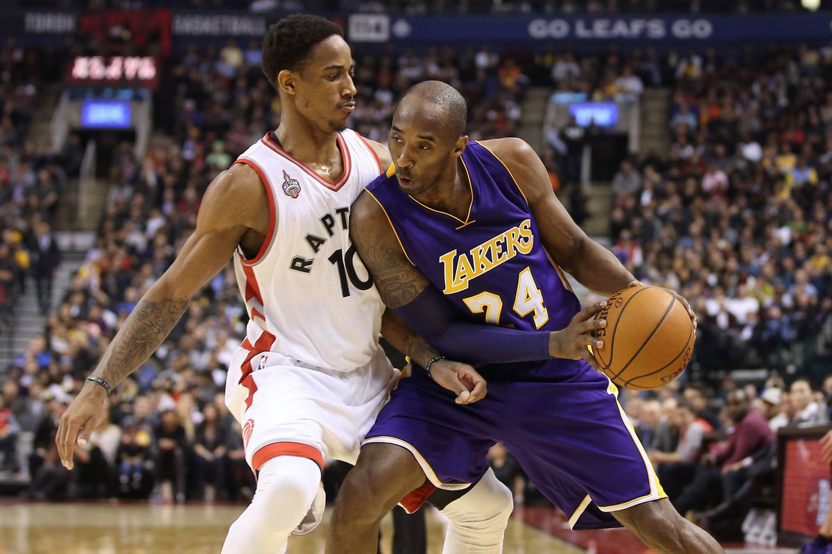 56e3b3034 Lakers Free Agency News  Lou Williams ponders recruiting former teammate  DeMar DeRozan in free agency