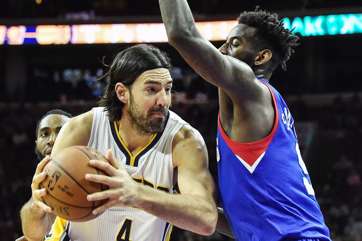 Sixers-Pacers: Catch the fever!