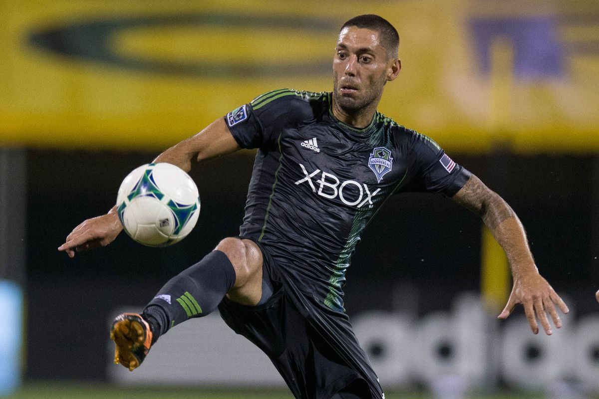 Touch Radius is a thing and Clint Dempsey has it.