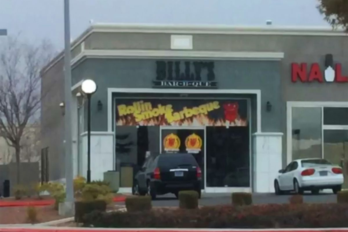 Rollin Smoke Barbeque