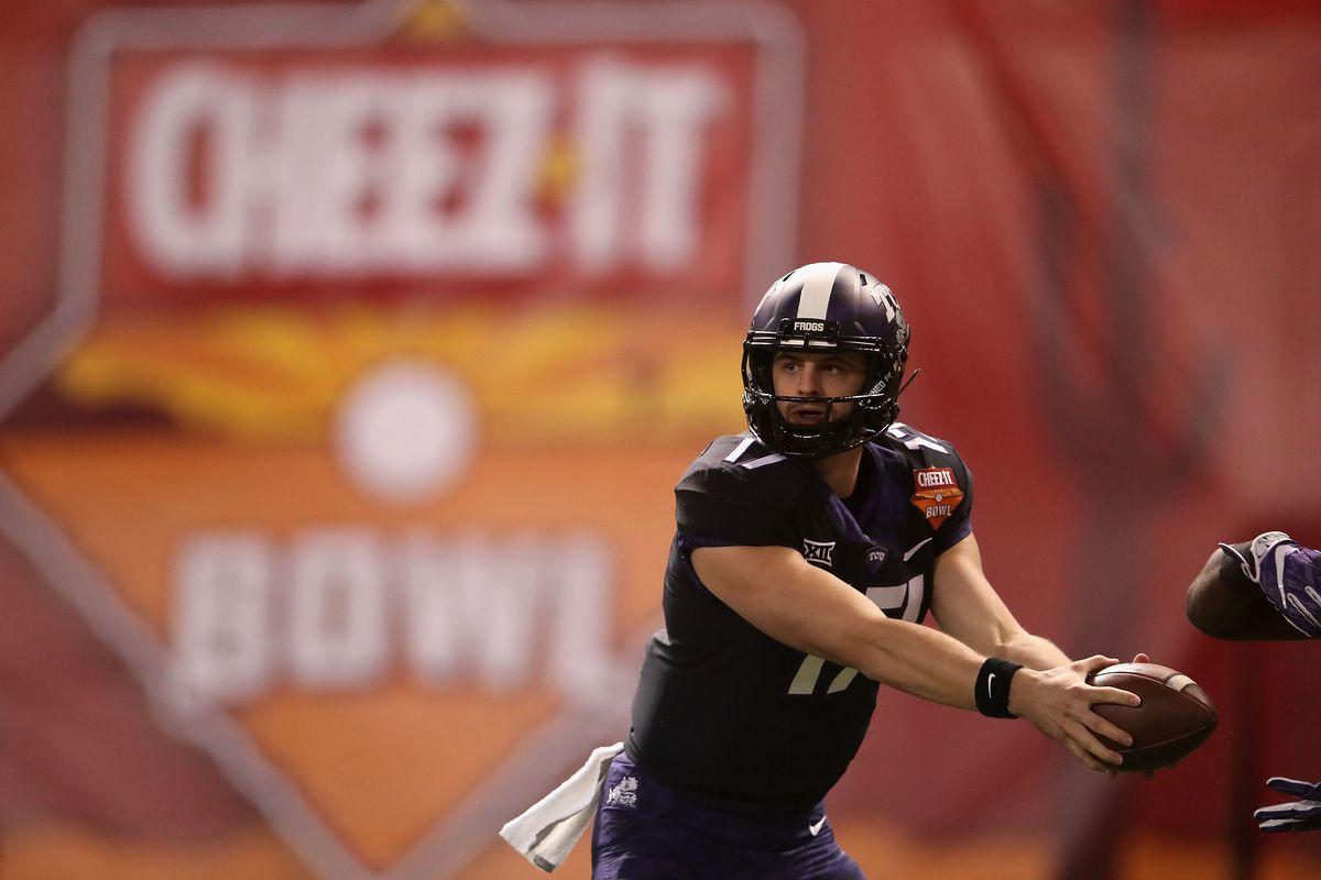 Cheez-It Bowl - California v TCU