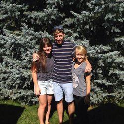 The National Parks: Sydney Carling, Brady Parks, Paige Wagner