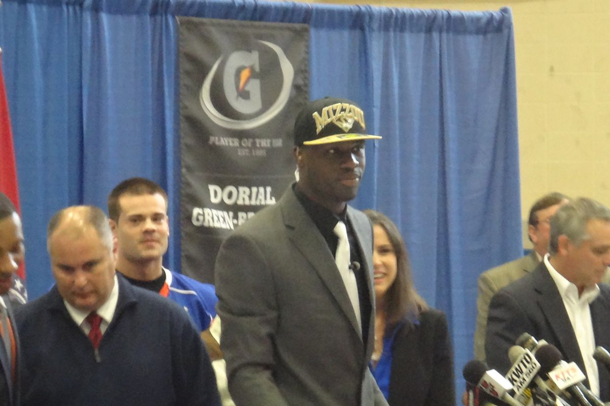 DGB because the Springfield camp was yesterday, and because ... well ... I was hurting for a picture here.