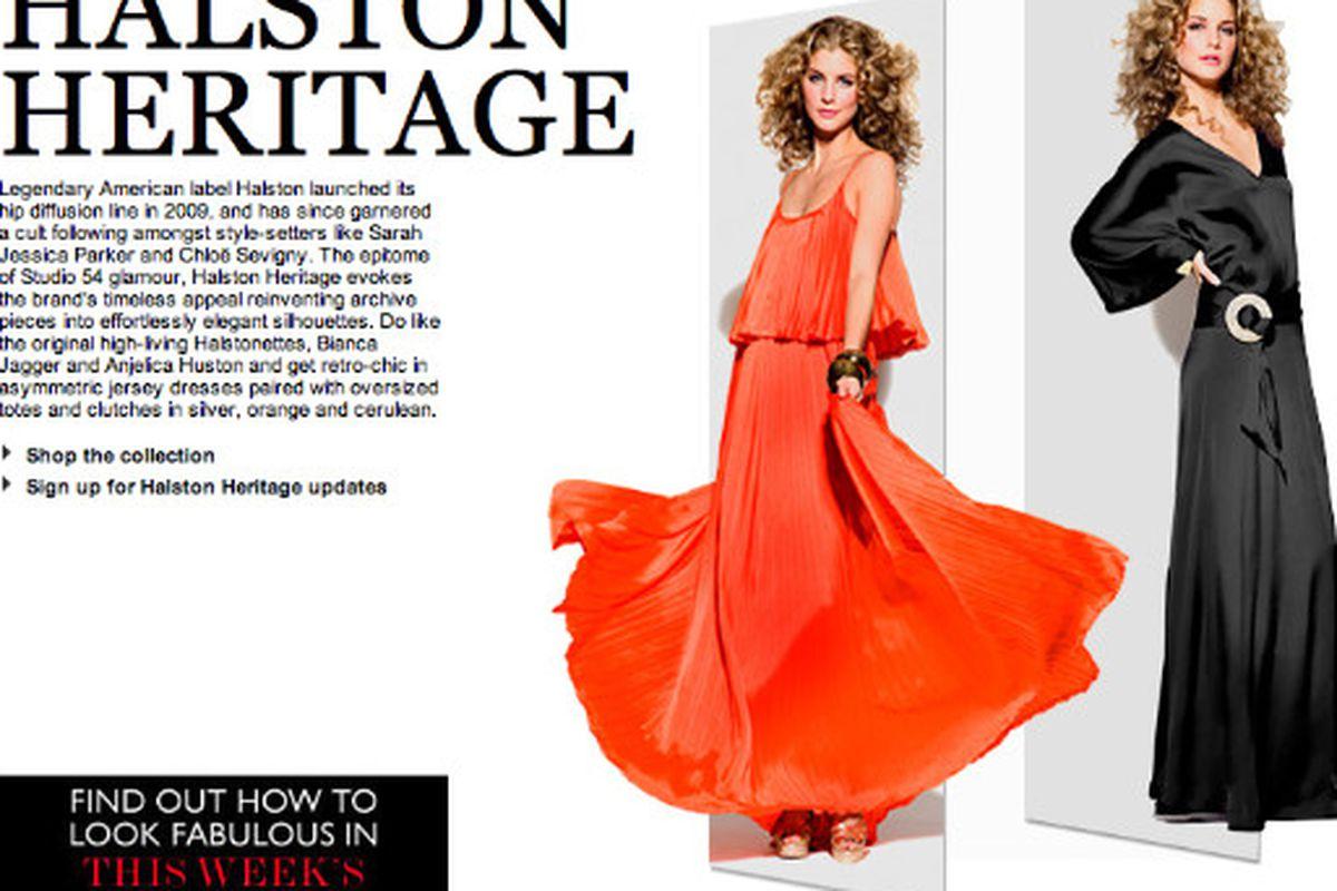 """Image via <a href=""""http://www.net-a-porter.com/Shop/Designers/Halston_Heritage"""">Net-A-Porter</a>"""