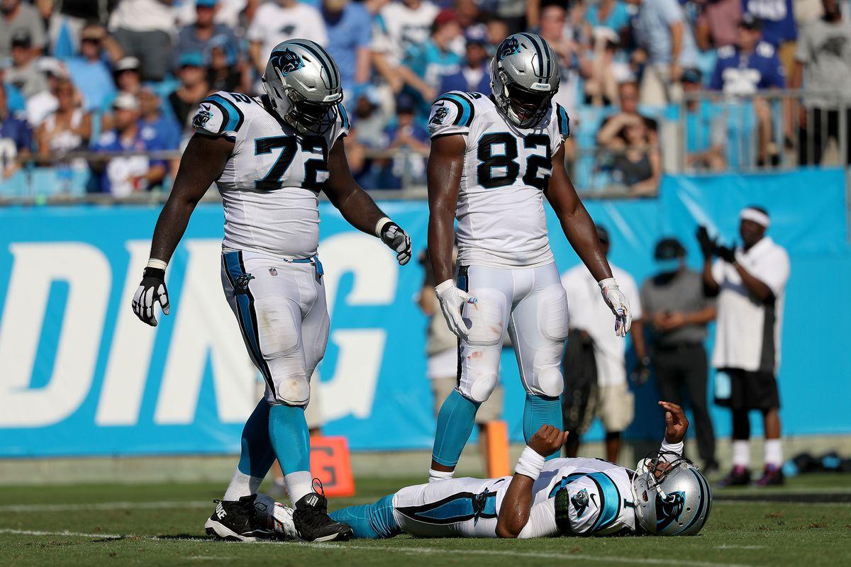 Carolina Panthers biggest offseason task  Rebuilding the offensive ... 3fbebb1c6