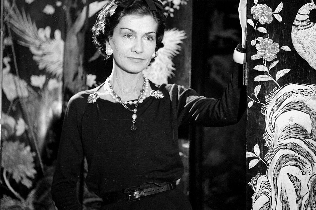 Black dress sex appeal predates Coco Chanel, Patron Saint of LBDs. Photo: Getty Images