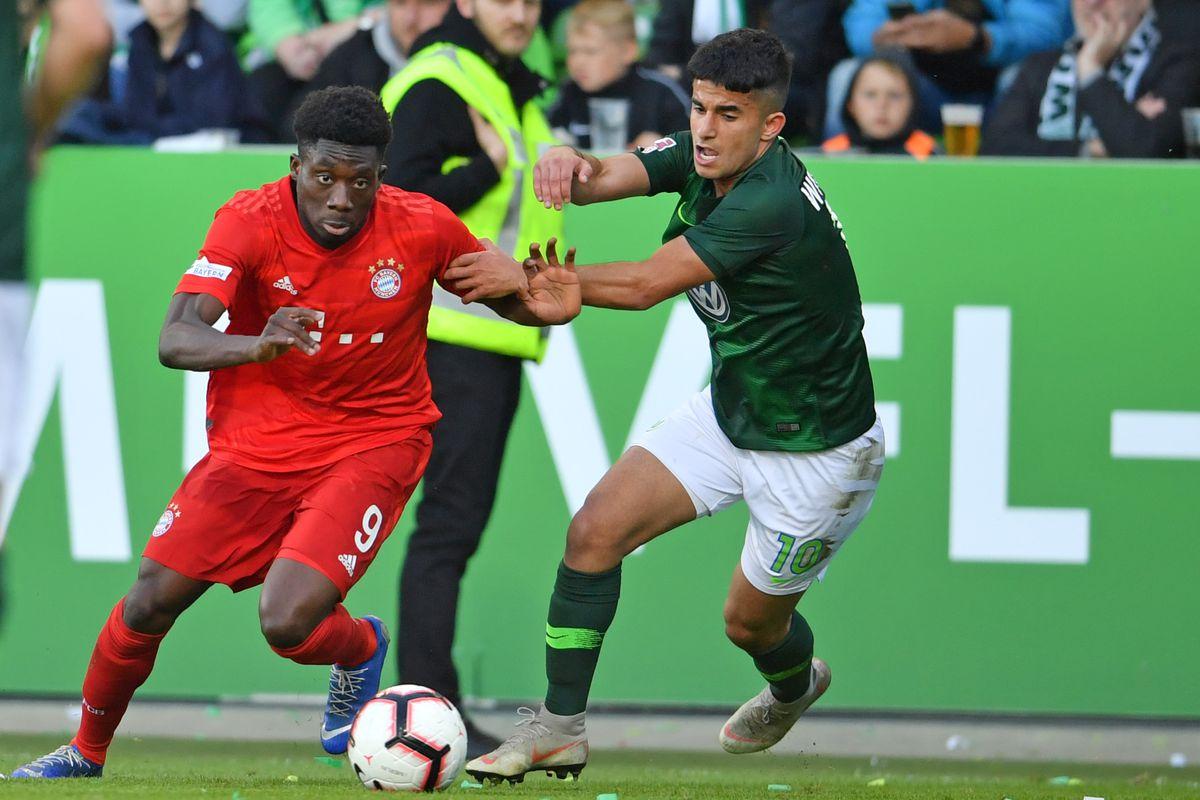 32d53f39362 Alphonso Davies is under no pressure from Bayern Munich - Bavarian ...