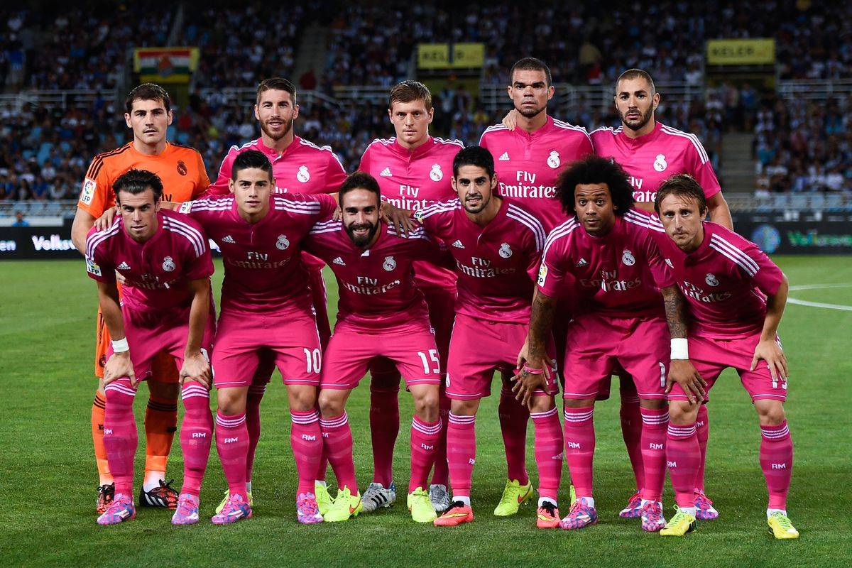 Ranking Real Madrid's 2014-2015 roster - Managing Madrid