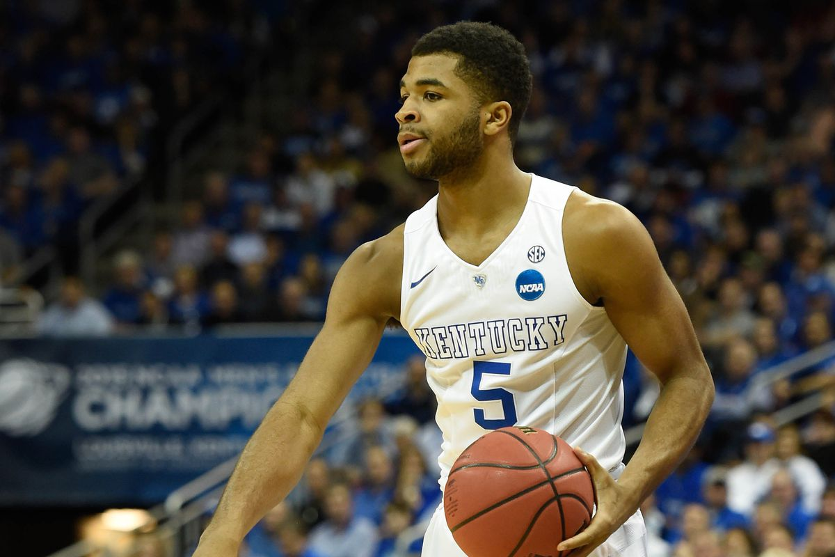 He can't shoot and he's a racist, but Andrew Harrison thinks he's ready for the NBA.