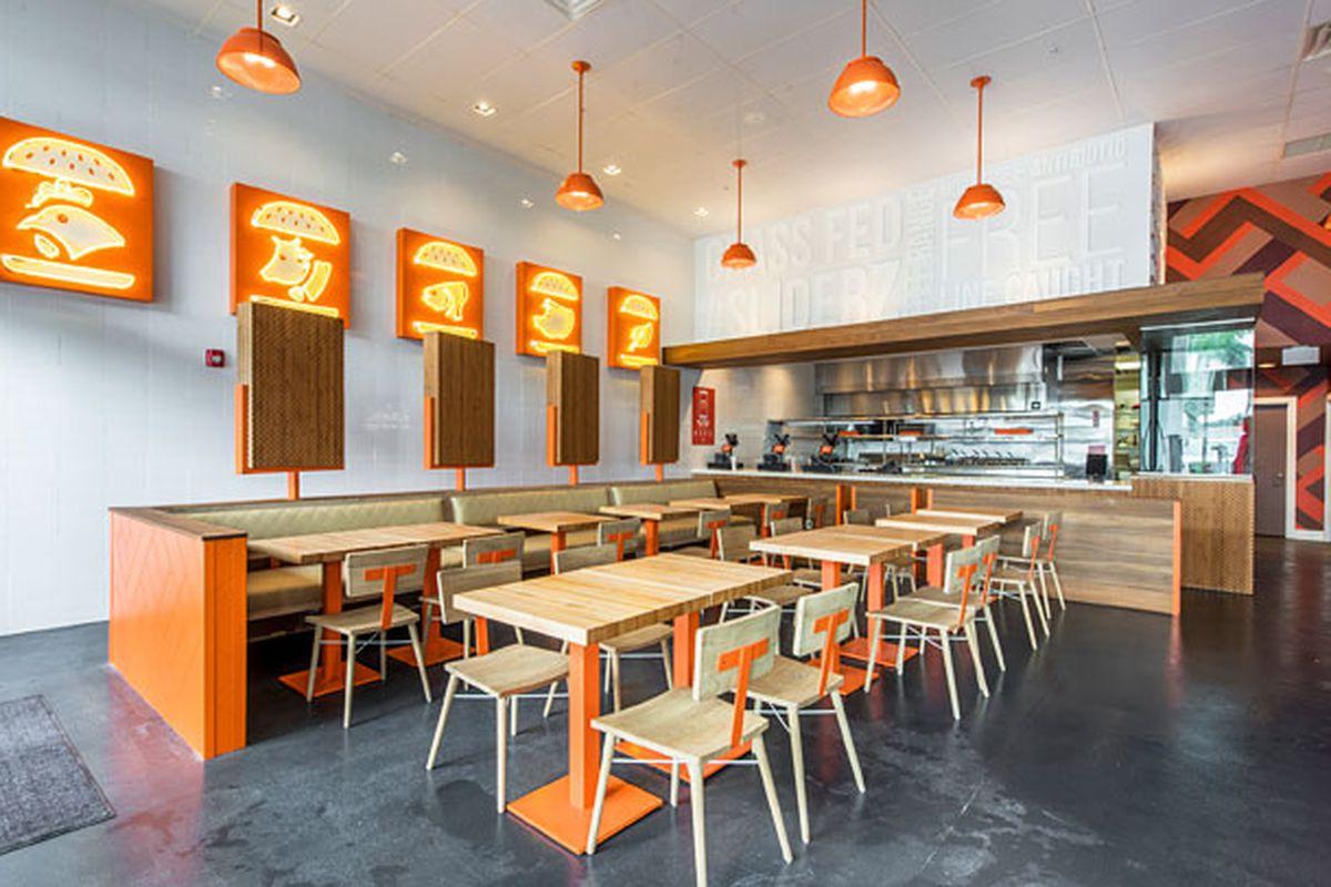 Mini Las Vegas >> Mini-Burger Concept Sliderz Opens First of Seven Locations in South Florida - Eater Miami