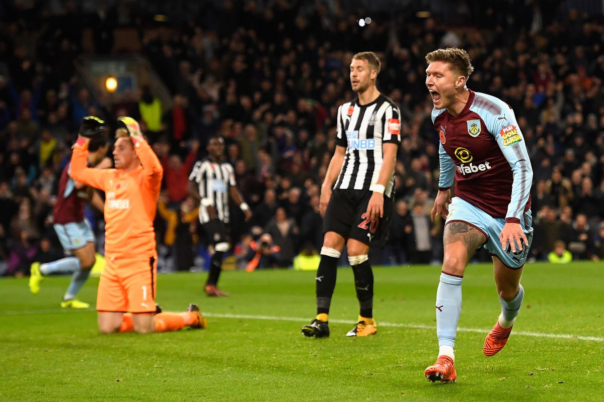 Burnley duo praise manager Sean Dyche after victory against Newcastle