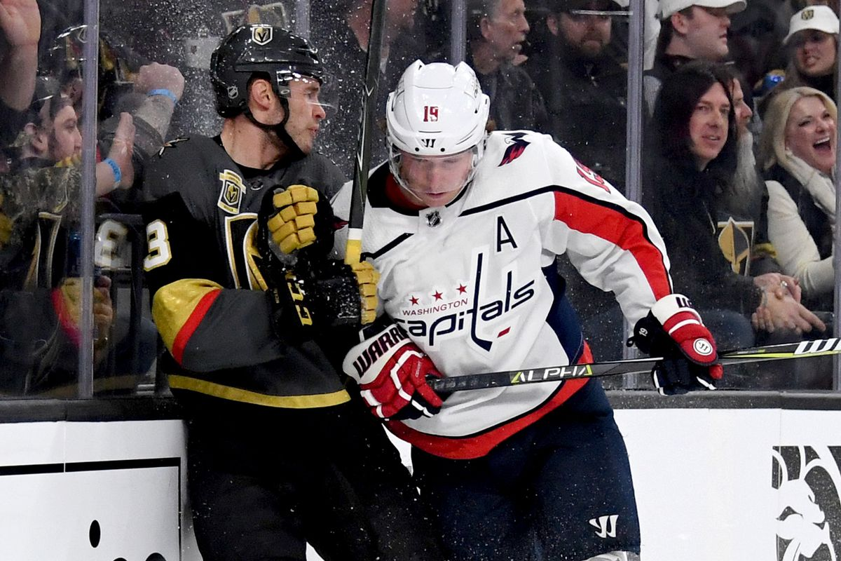 Capitals-Golden Knights  By the Numbers - Japers  Rink de78207fa19