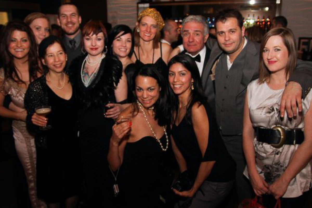A previous Repeal Day Ball