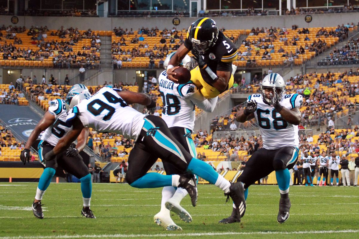 d59660b066e Steelers vs. Panthers Final Score  Steelers' backups dominate Panthers  39-24 in preseason finale