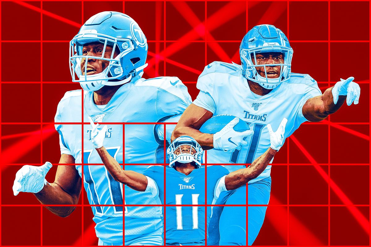 A J Brown Could Be The Titans Difference Maker Against The Patriots The Ringer