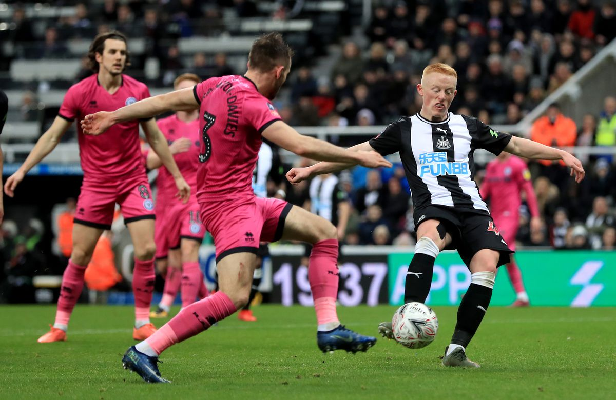 Newcastle United v Rochdale - FA Cup - Third Round - Replay - St James' Park