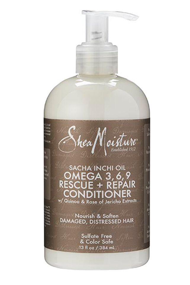 SheaMoisture Sacha Inchi Oil Omega 3-6-9 Rescue + Repair Conditioner