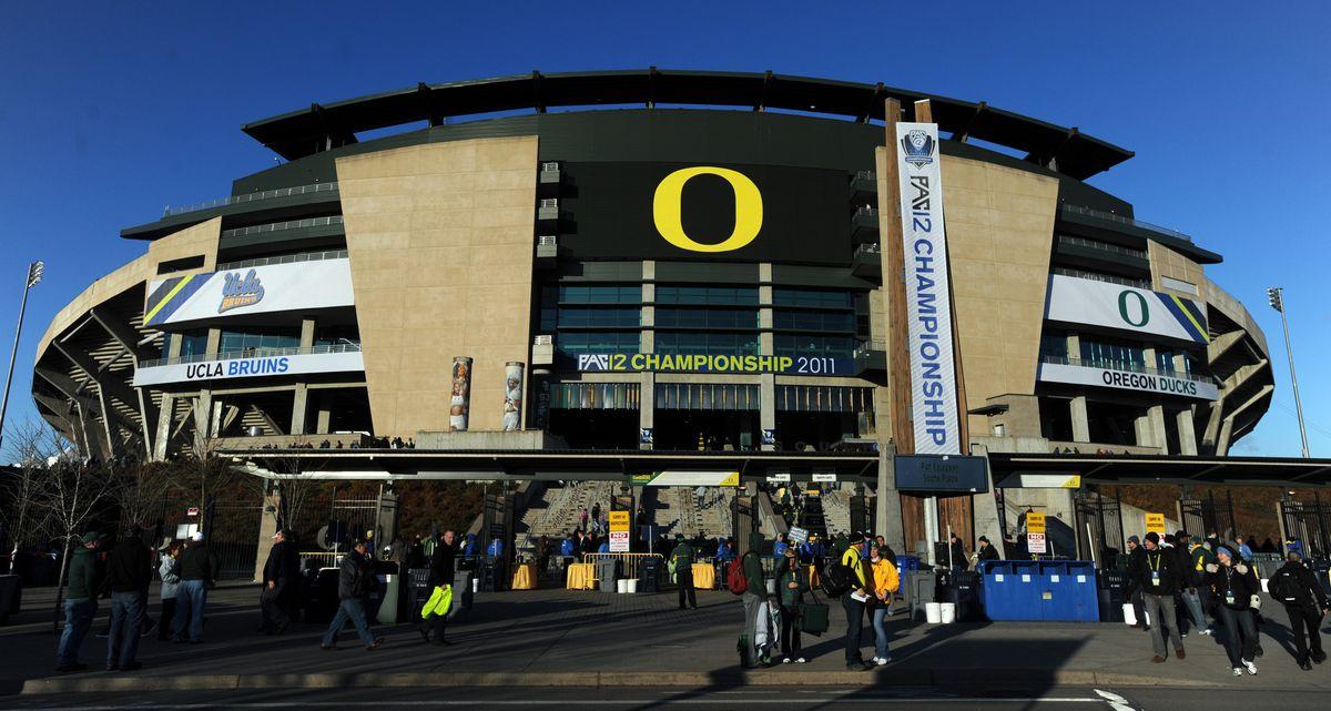 Pac 12 Championship Game - UCLA v Oregon