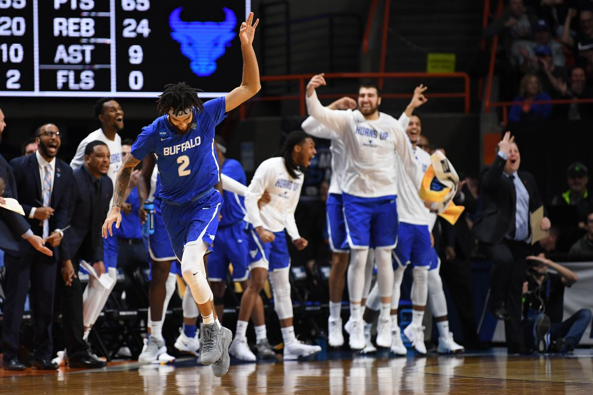 the latest 7ee58 f4037 2018-19 Buffalo Bulls Men's Basketball Preview and MAC Power ...