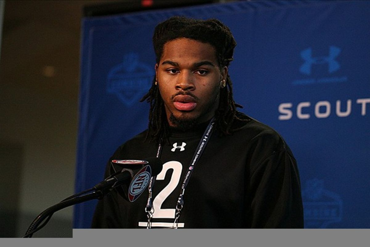 Alabama safety Mark Barron answers the questions to his big rise on my big board.