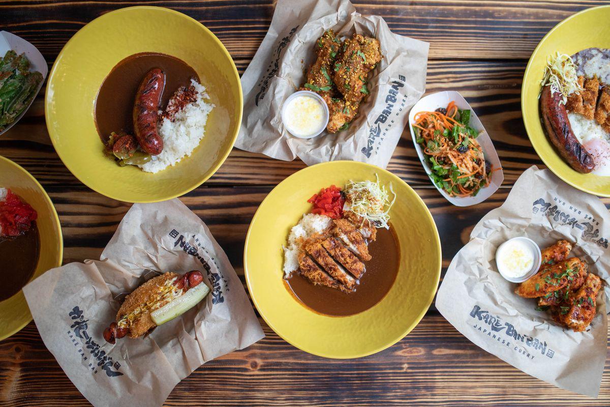 Food From Karē Ban Julia Keim