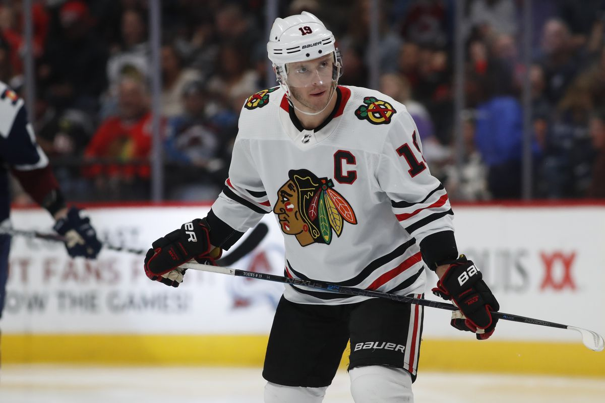 Jonathan Toews was reportedly privately critical of the NHL's Return to Play plan.