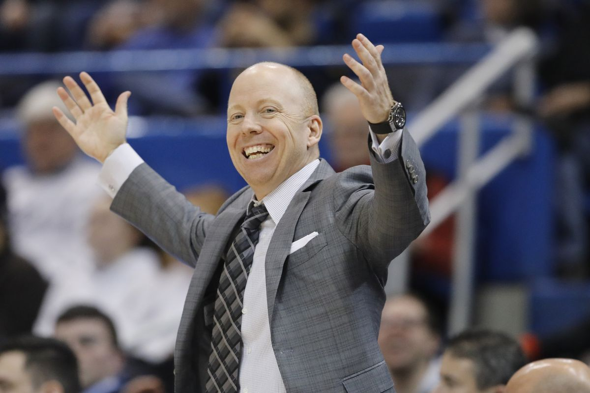 Cleveland Basketball Team >> Mick Cronin Isn't Going Anywhere - Down The Drive