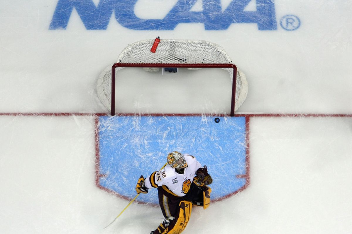 The 2012 WCHA Playoffs begin on Friday and will be quickly followed by Can the Denver Pioneers win their first WCHA Tournament championship since 2008?