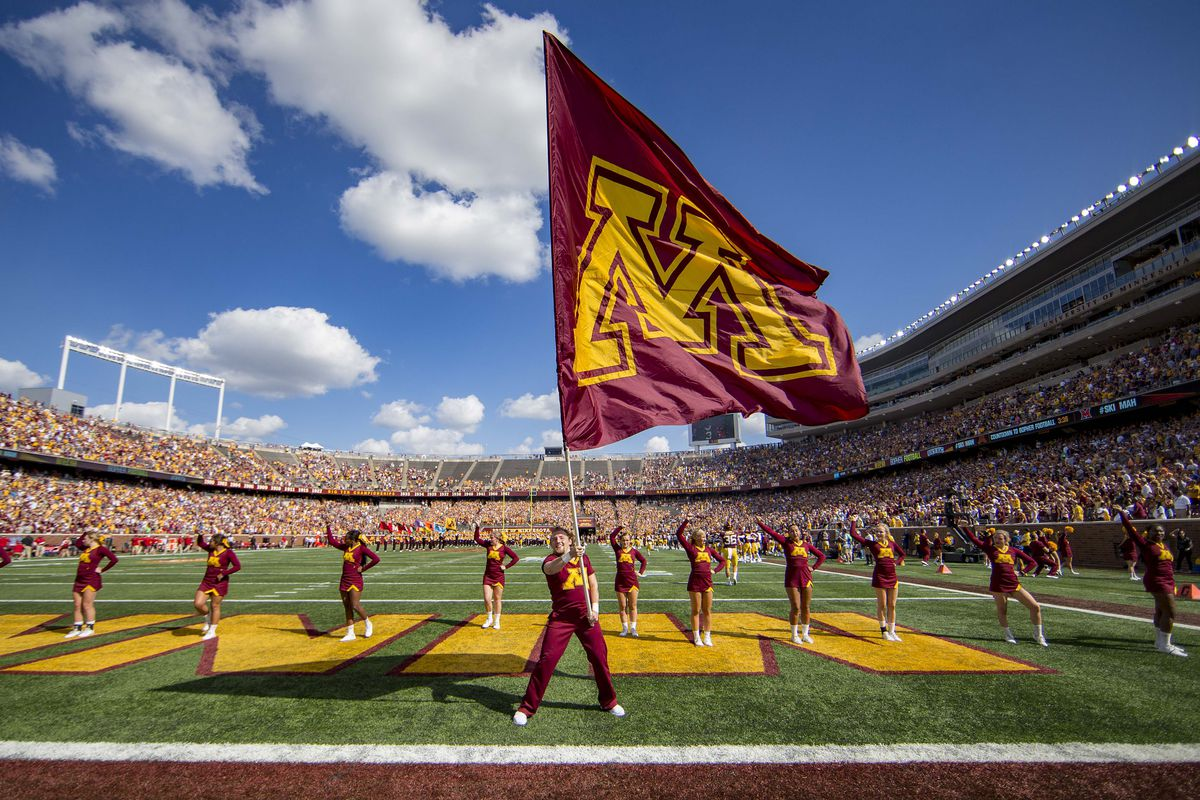 NCAA Football: Miami (Ohio) at Minnesota