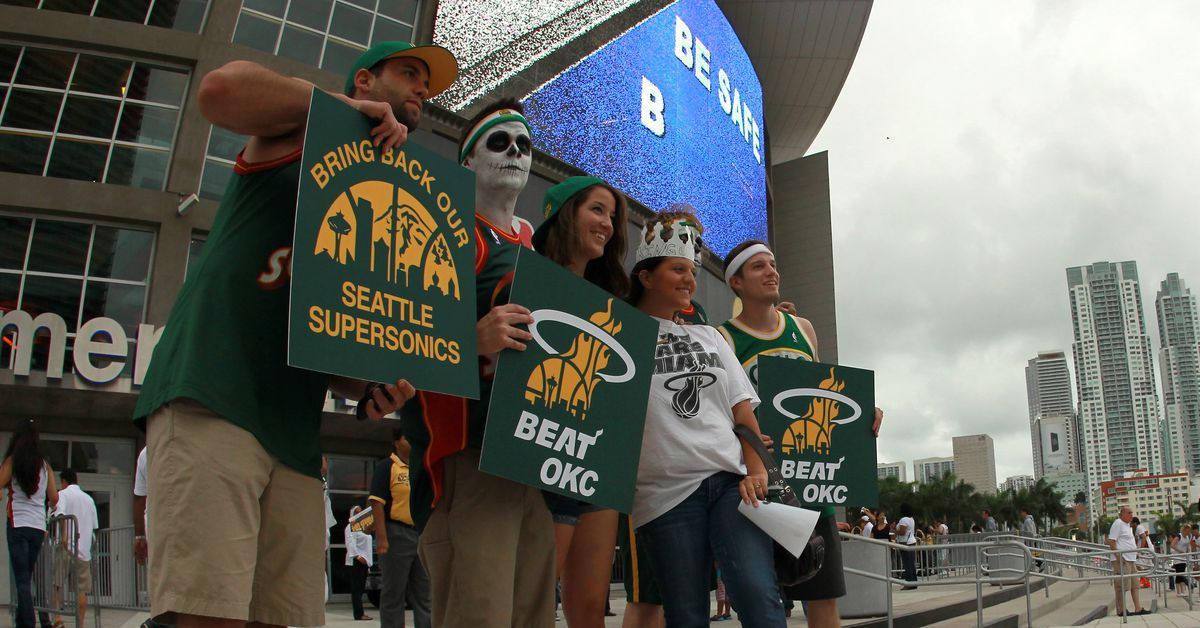 Seattle's fight to bring back the Sonics never stopped: A