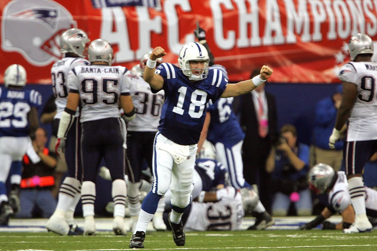 Colts 2006 Season In Review Afc Championship Win Over The