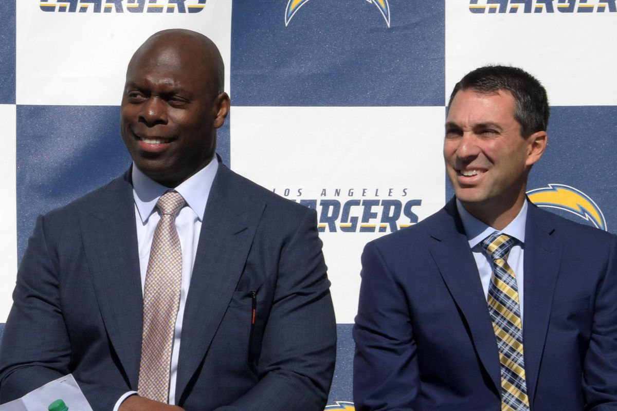 NFL: Los Angeles Chargers-Head Coach Anthony Lynn Press Conference