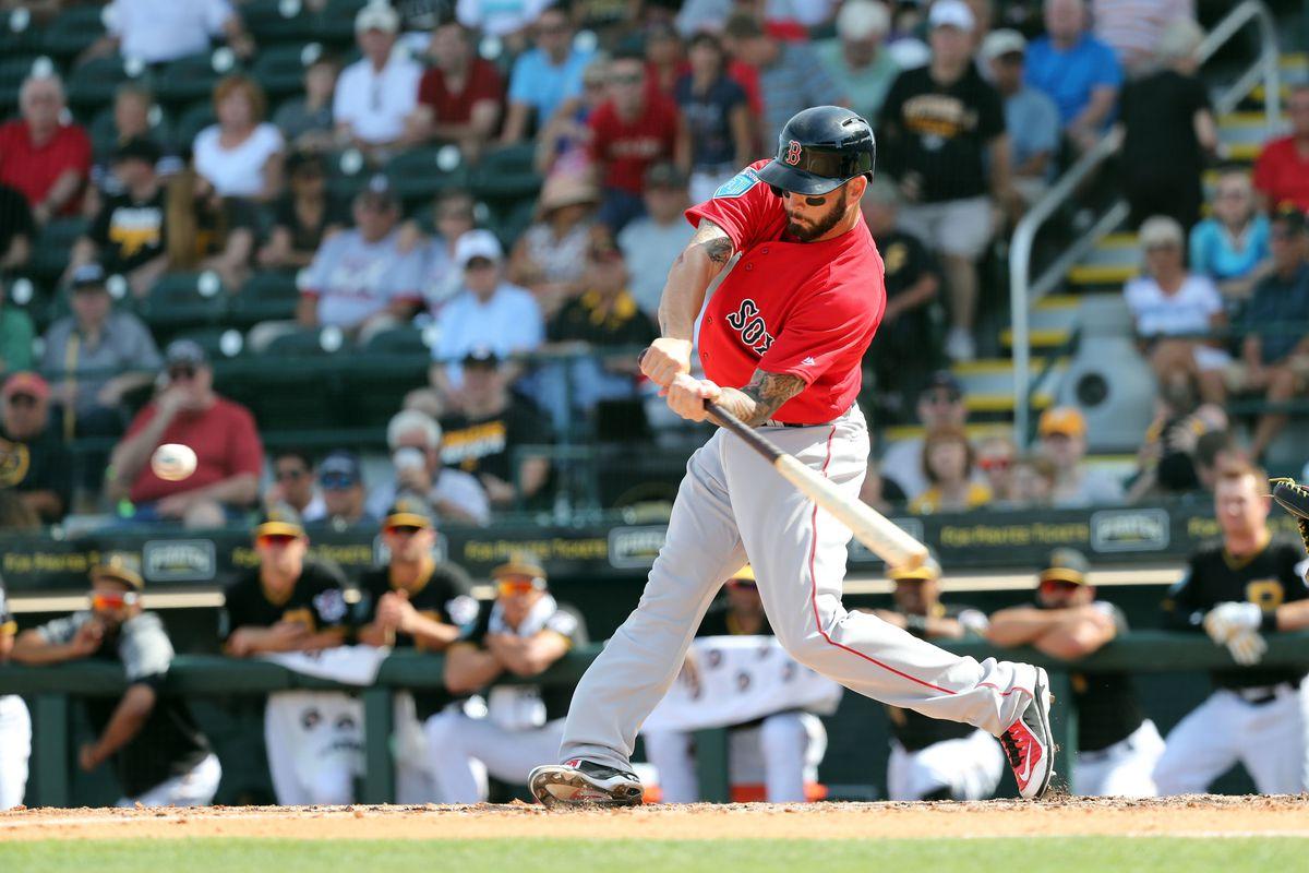 MLB: Spring Training-Boston Red Sox at Pittsburgh Pirates